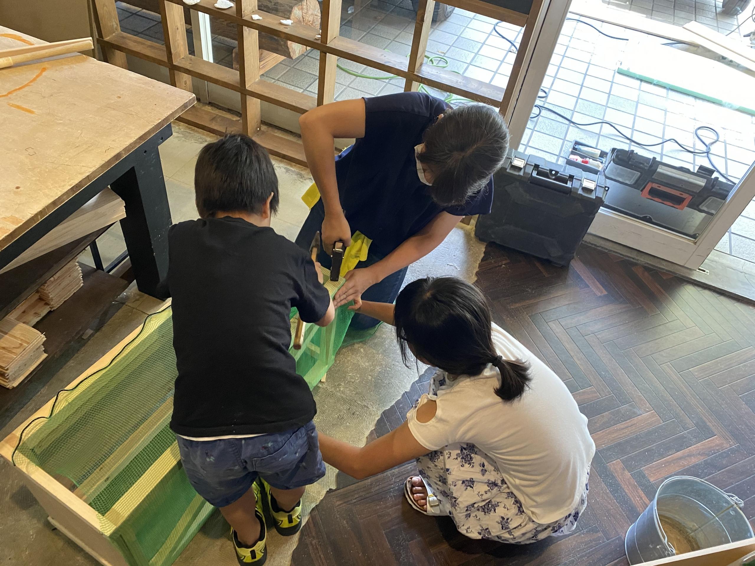 京都,夏休みの工作,課題
