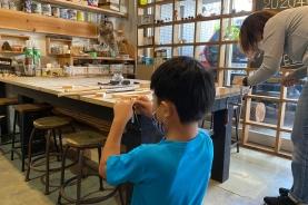 親子でDIY基本体験@DIYワークス京都