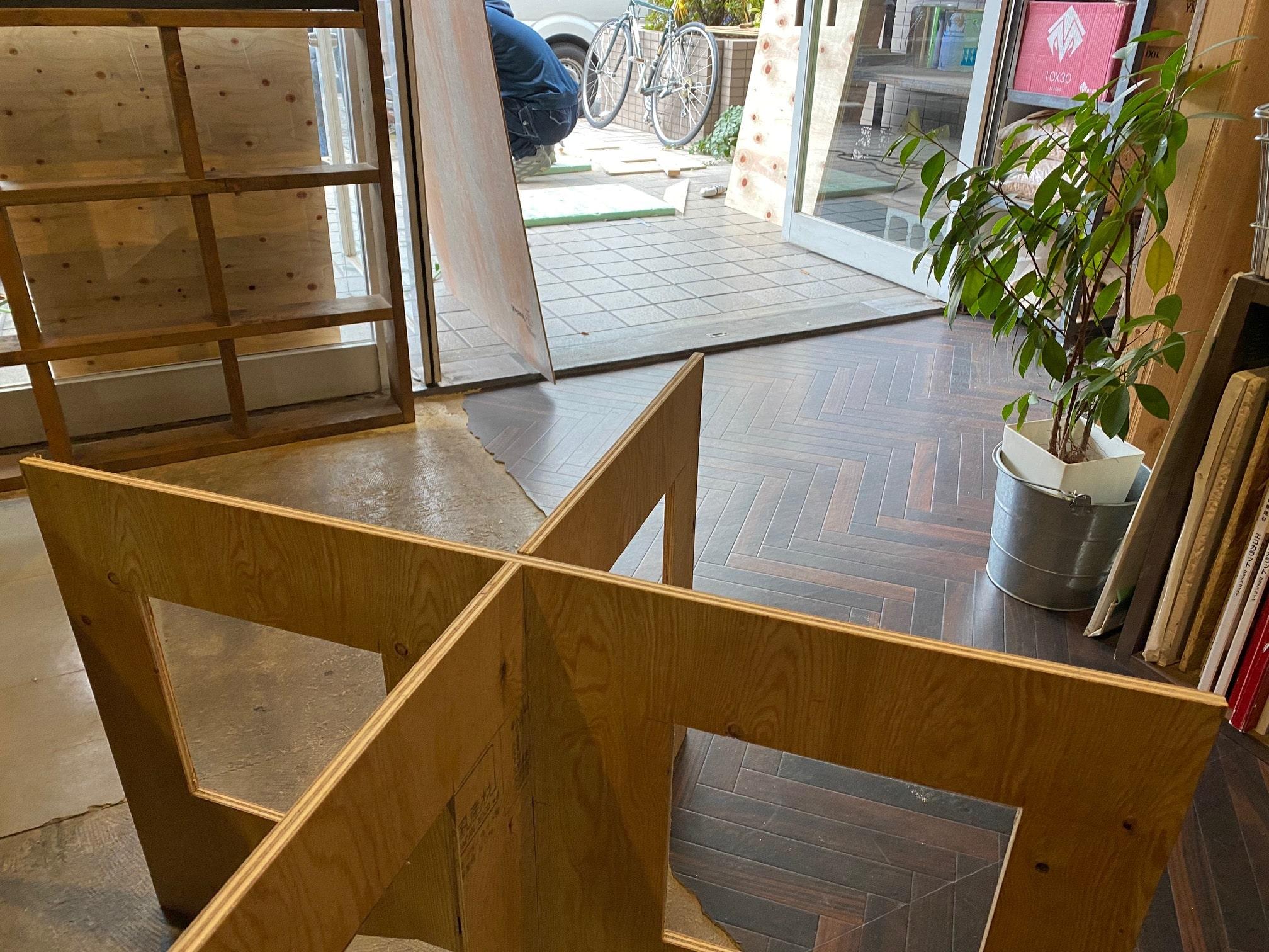 京都DIYリノベ2