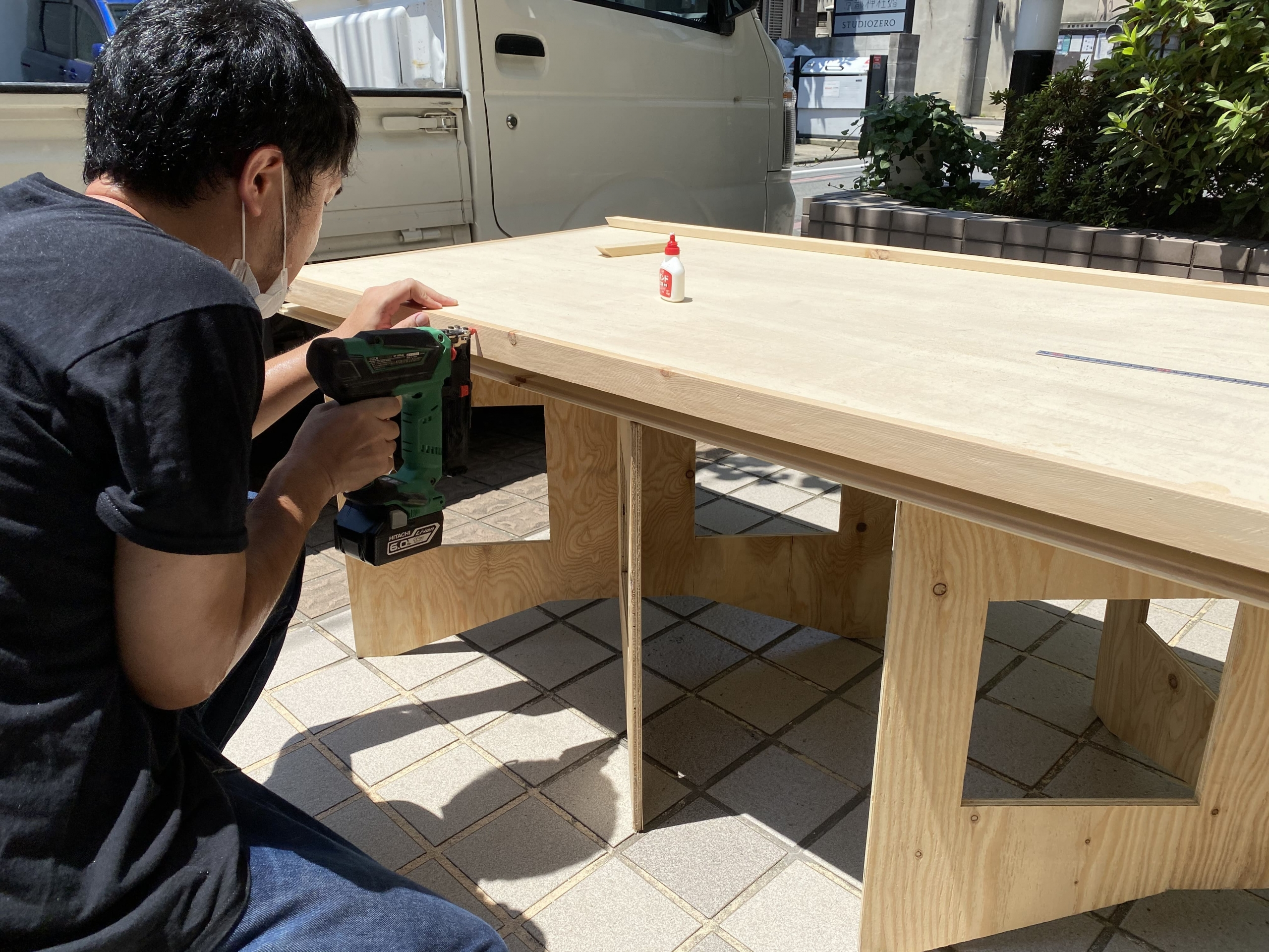 DIYリフォーム京都4