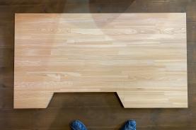 DIYでカウンター(机の天板)づくり\(^o^)/