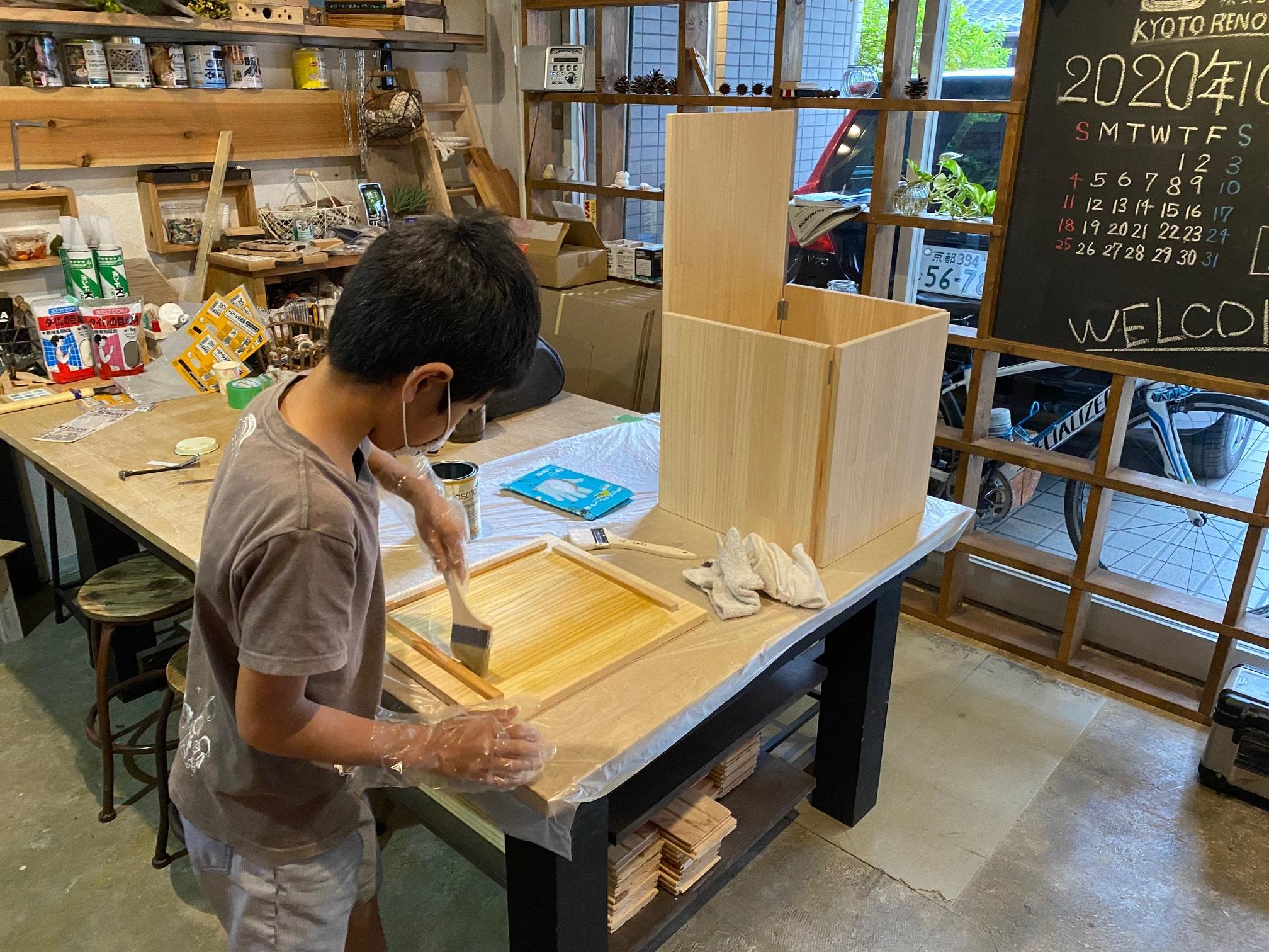 楽しい親子体験京都4