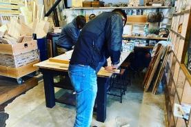 DIY体験教室「ノコギリ&ドライバー」