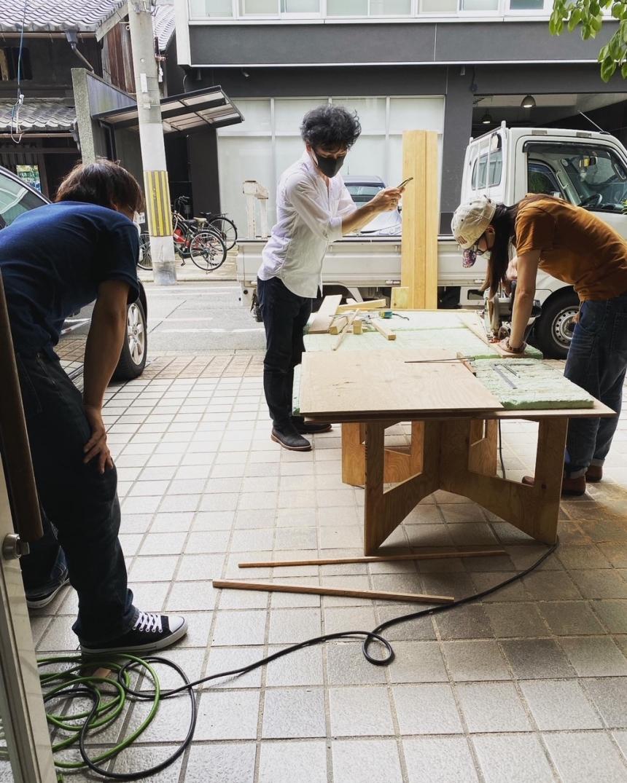 DIY基本体験 (丸ノコ編)