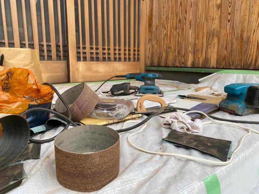 京都市K様邸 「出張DIYサポート」
