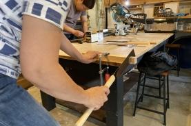 DIY基本体験「手道具編」&「電動工具編」