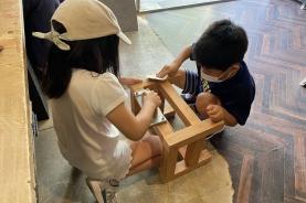 DIY体験教室【スツールづくり】