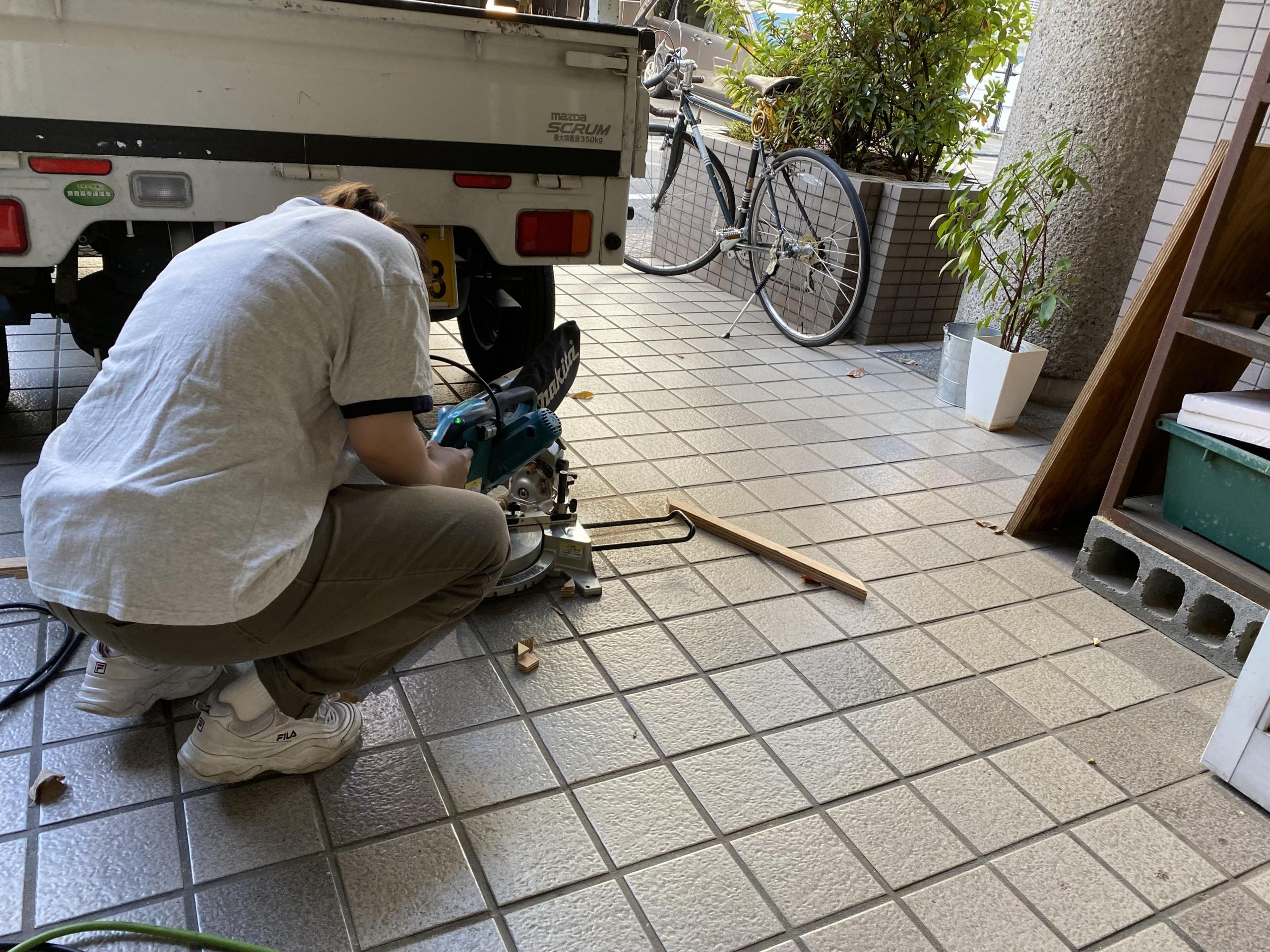 DIYプレゼント京都