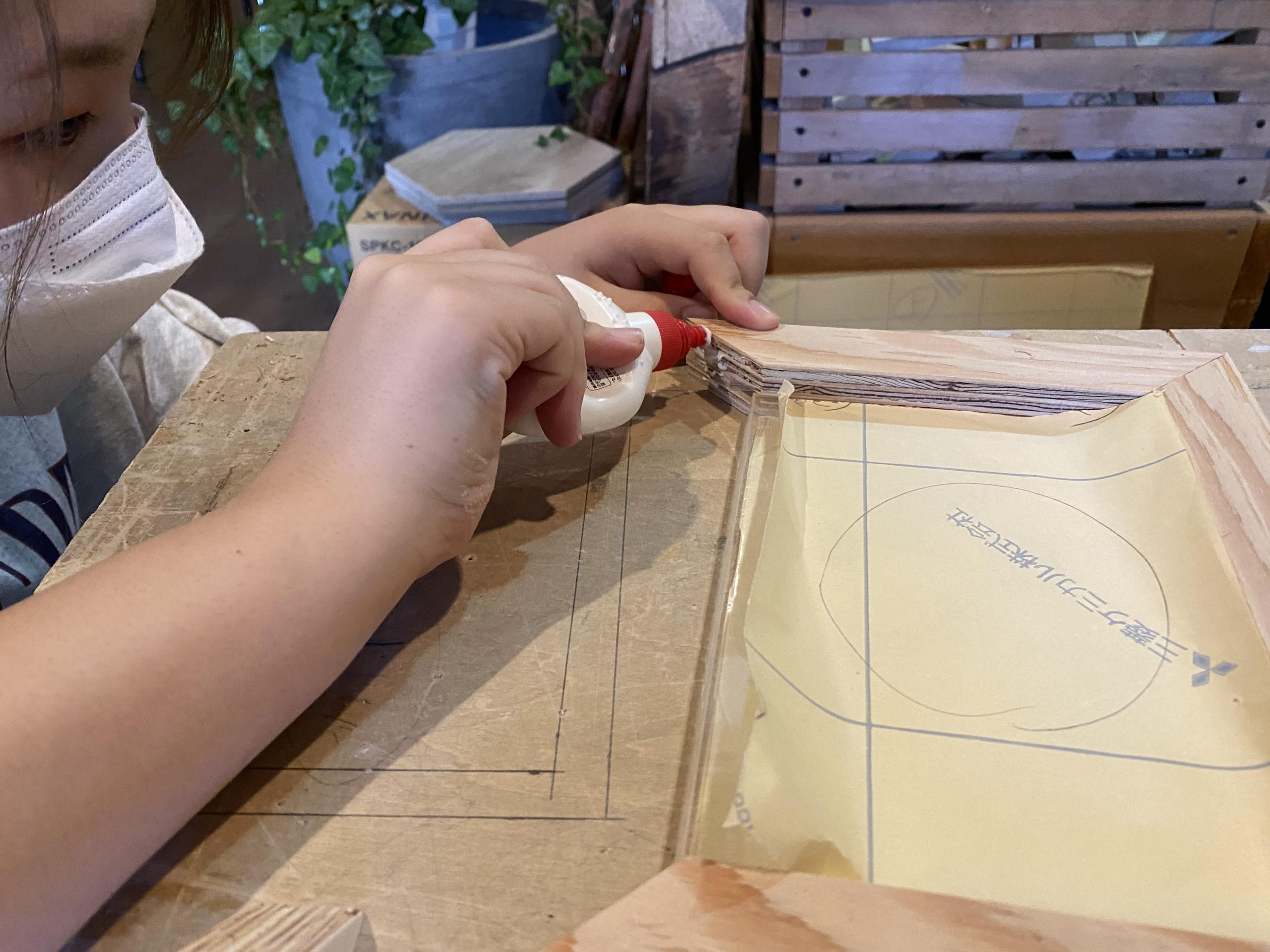 手作りものもをプレゼント、京都