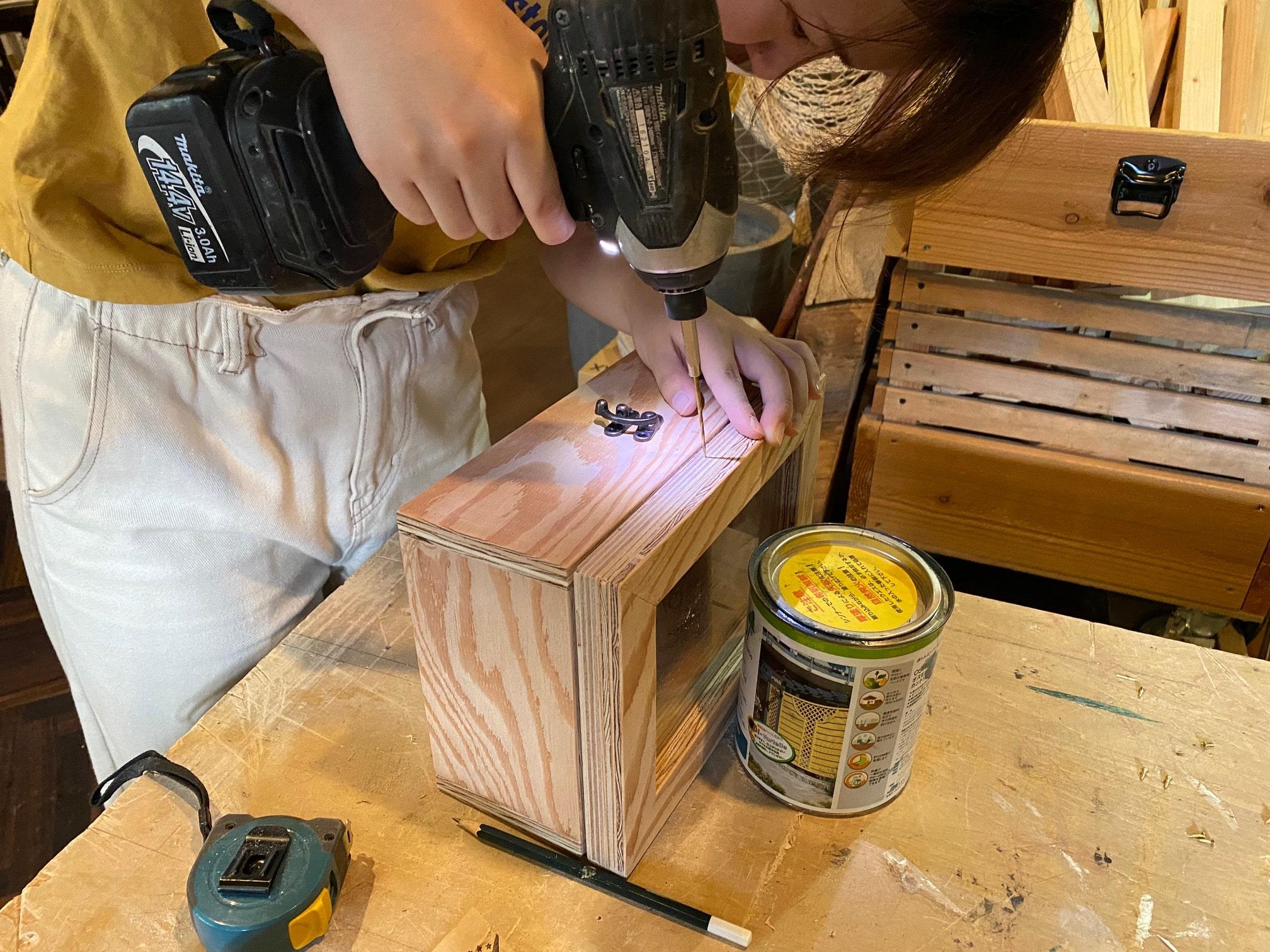 手作りものもをプレゼント、京都市内