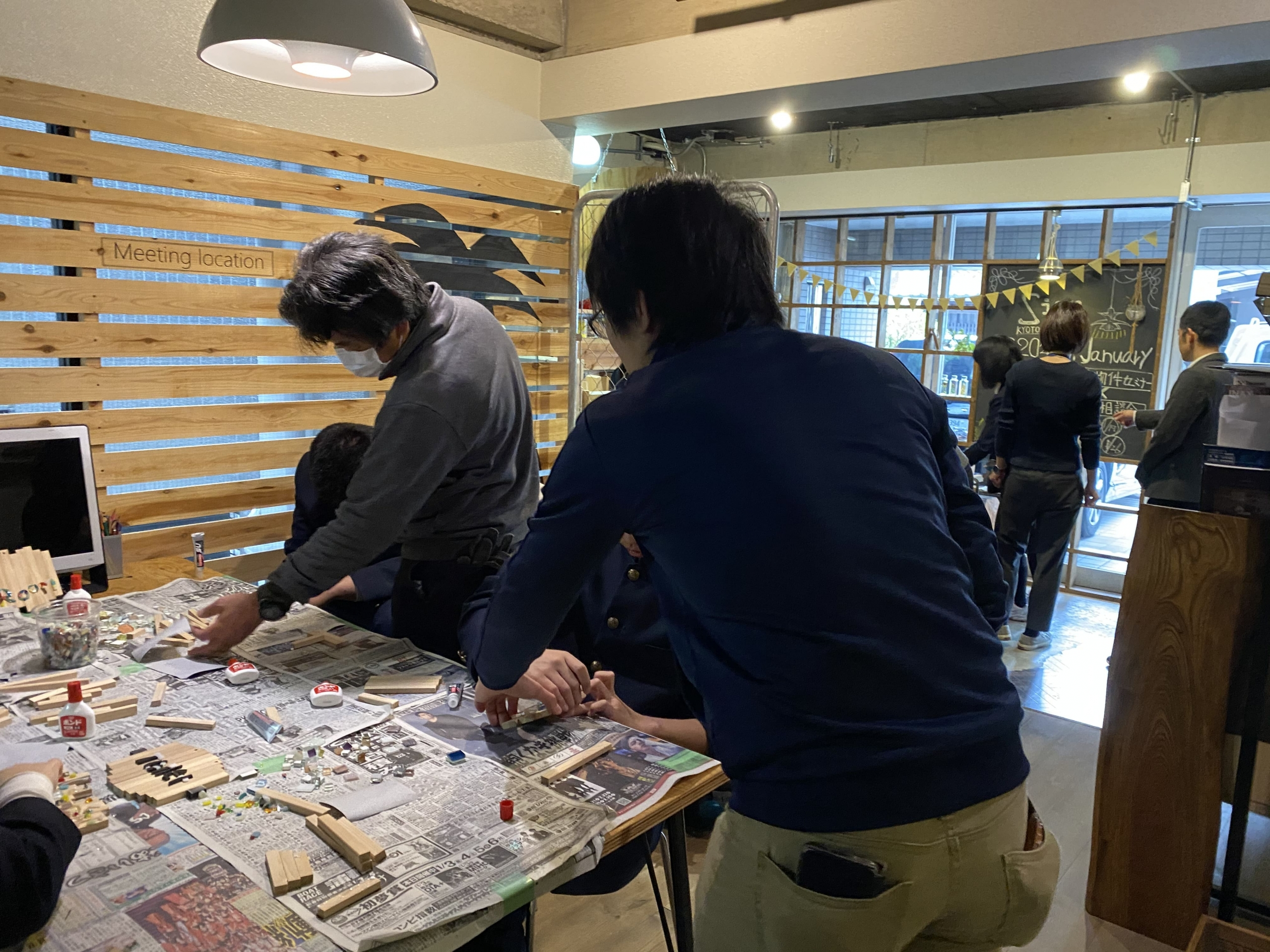 京都,団体様ワークショップ