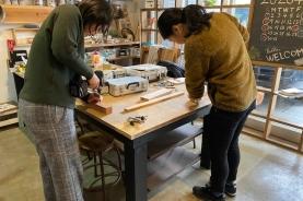 DIY体験教室「インパクトドライバー編」