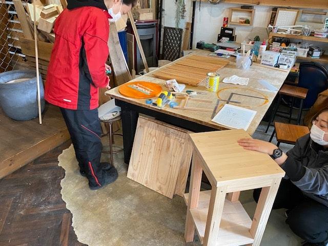 「DIY家具」 制作サポート