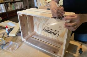 DIY体験教室 「ボトルボックス」