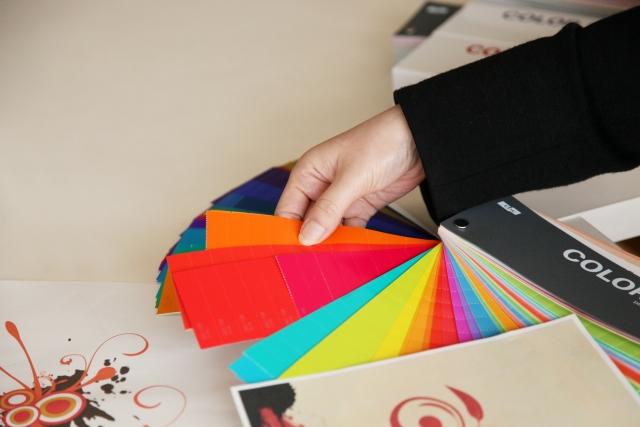 色彩の心理的効果を上手に取り入れよう